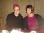 Sue and Jenny