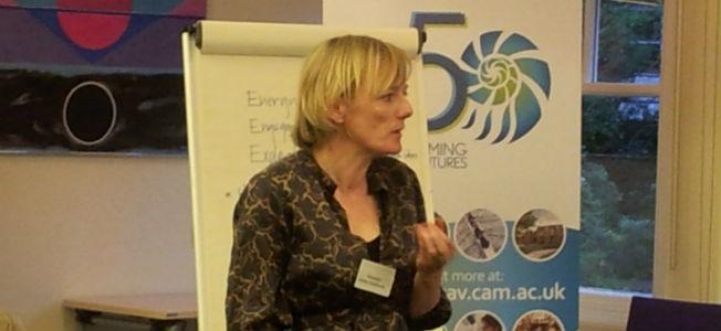 Linda June workshop 1