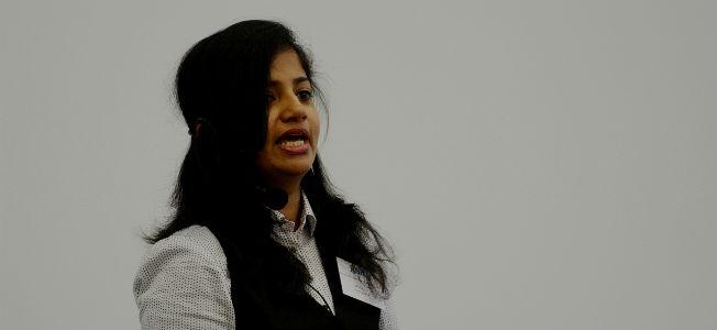 Nikita Hari Women in Science conference 2