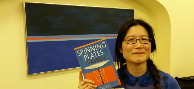 Azu Spinning Plates