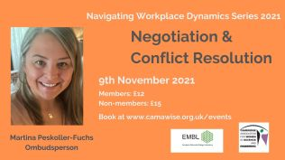 Negotiation & Conflice Resolution Image